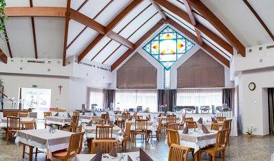 Étterem - Orchidea Hotel Lipót