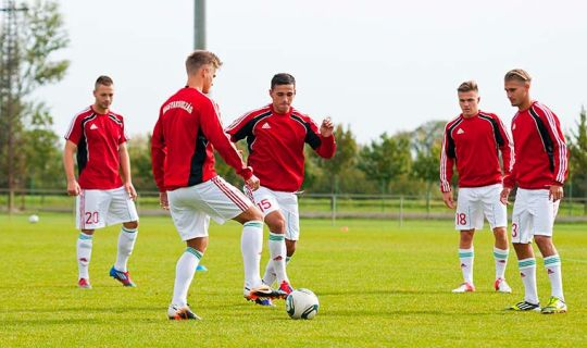 Football training camp offer - Orchidea Hotel Lipót