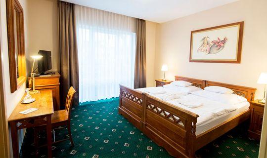 Unterkunft Type und Zimmerpreis - Orchidea Hotel Lipót