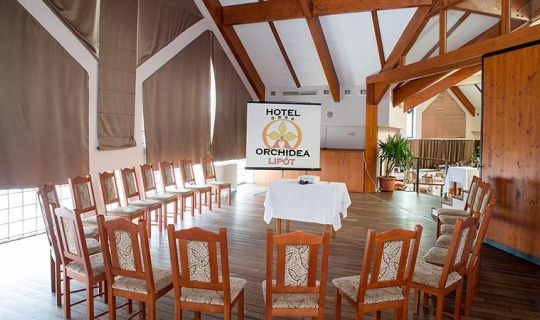 Events and conference rooms - Orchidea Hotel Lipót