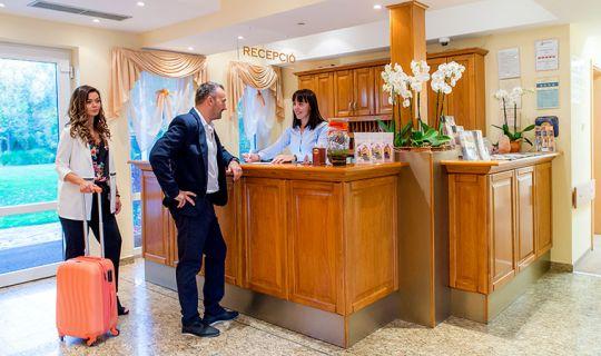 Stammkundenprogramm - Orchidea Hotel Lipót
